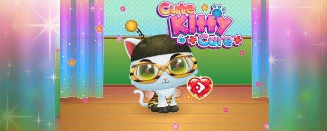 猫咪护理 - Cute Kitty Care
